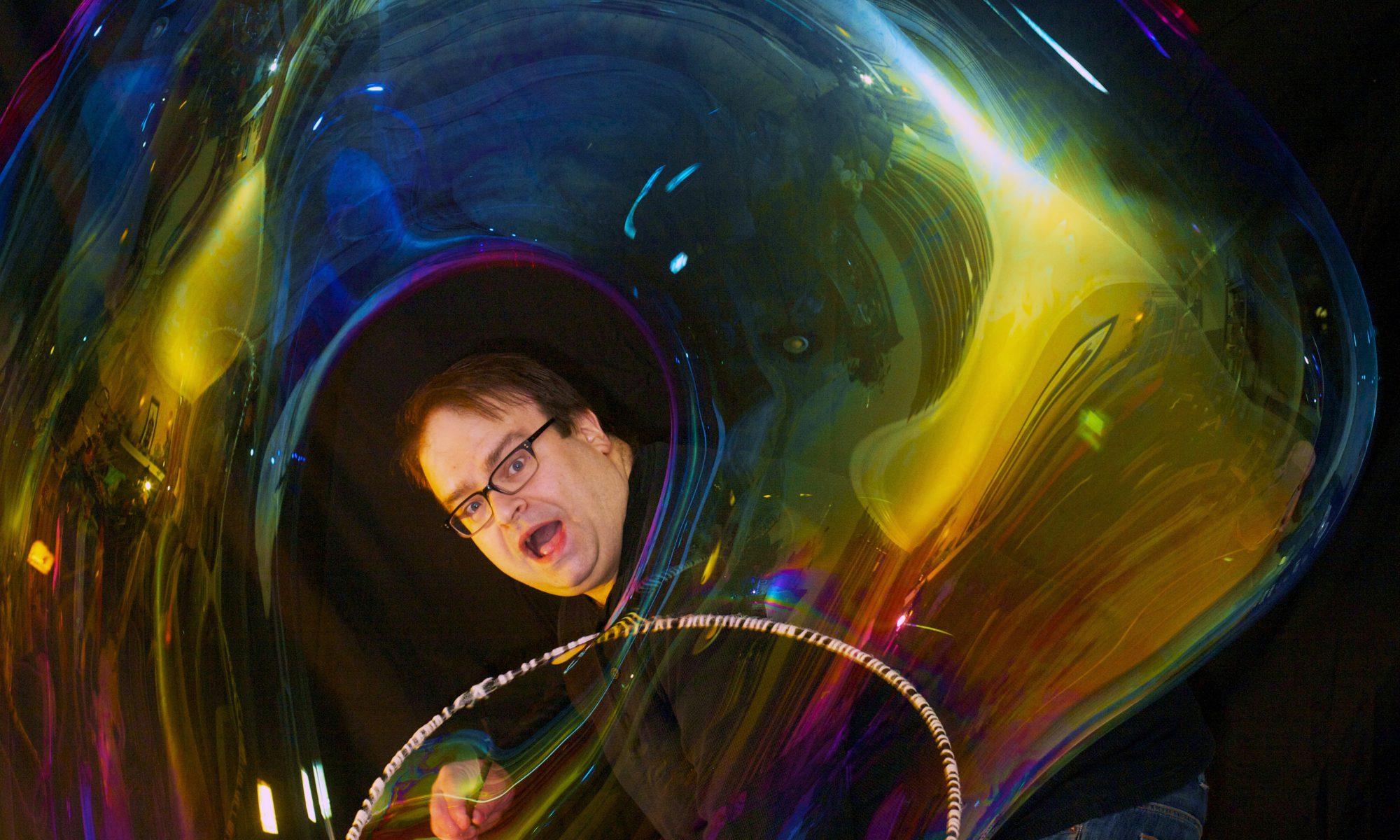 Ooo…Bubbles!